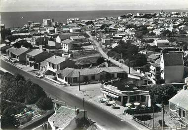 """/ CPSM FRANCE 85 """"Saint Gilles Croix de Vie, le quartier de la Corniche Vendéenne"""""""