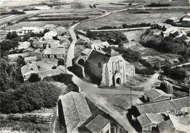"""/ CPSM FRANCE 85 """"Saint Nicolas de Brem, vieille église de Brem"""""""