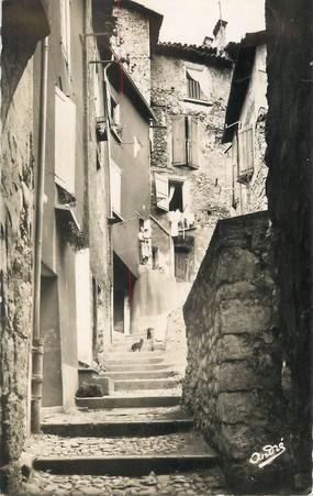 """/ CPSM FRANCE 04 """"Digne, les vieux quartiers, rue du Four"""""""