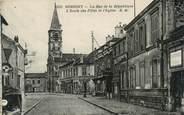 """93 Seine Saint Deni CPA FRANCE 93 """"Bobigny, la rue de la République"""""""