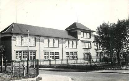 "CPSM FRANCE 93 ""Le Blanc Mesnil, l'Ecole Jules Ferry"""