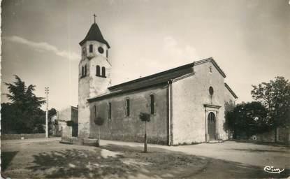 """/ CPSM FRANCE 07 """"Saint Romain de Lerps, l'église"""""""