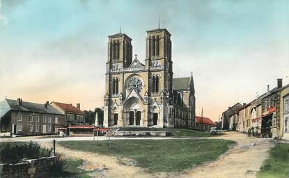 """/ CPSM FRANCE 08 """"Eglise de Notre Dame de Neuvizy"""""""