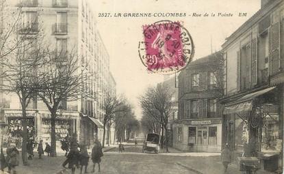 "/ CPA FRANCE 92 ""La Garenne Colombes, rue de la pointe"""