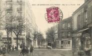 """92 Haut De Seine / CPA FRANCE 92 """"La Garenne Colombes, rue de la pointe"""""""