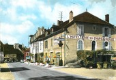 """39 Jura / CPSM FRANCE 39 """"Sellières, l'hôtellerie du cha^peau rouge"""""""
