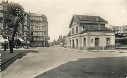 """/ CPSM FRANCE 92 """"Colombes, les vallées, la place de la gare"""""""