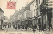 """28 Eure Et Loir / CPA FRANCE 28 """"Courville, rue Pannard"""""""