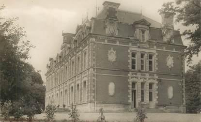 """CPSM FRANCE 41 """"Azé, chateau de Courtozé"""""""