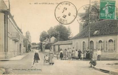 "CPA FRANCE 10 ""Aix en Othe, rue de la Gaité"""