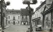 """21 Cote D'or / CPSM FRANCE 21 """"Arnay le Duc la place et la mairie"""""""