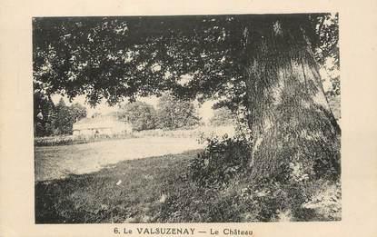 "/ CPA FRANCE 11 ""Le Valsuzenay, la château"""