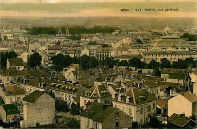 "CPA FRANCE 03 ""Vichy, vue générale"""