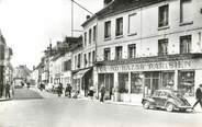 """60 Oise / CPSM FRANCE 60 """"Crépy en Valois, rue de Paris"""""""