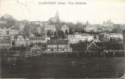 """/ CPA FRANCE 60 """"Clermont, vue générale"""""""