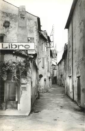 """/ CPSM FRANCE 12 """"Nant, la rue droite"""""""