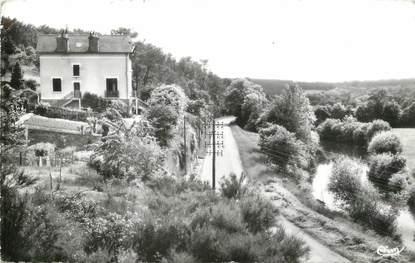 """/ CPSM FRANCE 56 """"La Gacilly, vallée de l'Aff, route de Redon"""""""