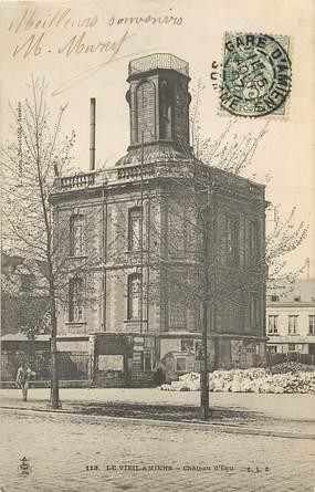 """CPA FRANCE 80 """"Amiens, le chateau d'eau"""""""