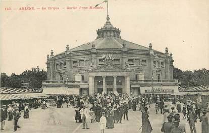 """CPA FRANCE 80 """"Amiens, le cirque"""""""