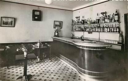 """CPSM FRANCE 04 """"Saint André les Alpes, grand Hôtel du Parc, le Bar"""""""