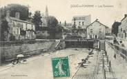 """49 Maine Et Loire CPA FRANCE 49 """"Doué la Fontaine, les fontaines les laveuses"""""""