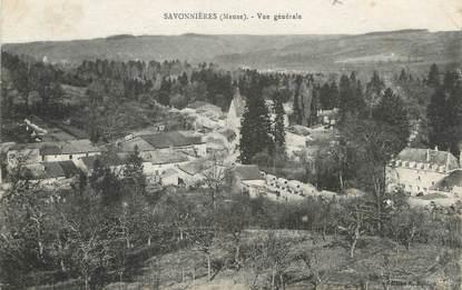 """/ CPA FRANCE 55 """"Savonnières, vue générale"""""""