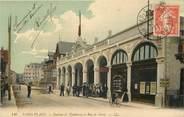 """62 Pa De Calai CPA FRANCE 62 """"Le Touquet Paris Plage, rue de Paris et station de Tramway"""""""