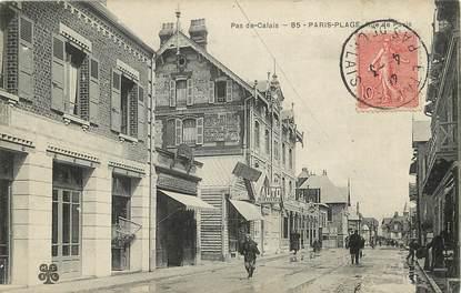 """CPA FRANCE 62 """"Le Touquet Paris Plage"""""""