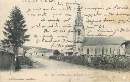 """/ CPA FRANCE 55 """"Les Paroches près de Saint Mihiel"""""""