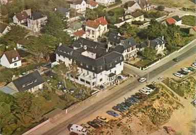 """/ CPSM FRANCE 50 """"Barneville Carteret, hôtel restaurant les Isles"""""""