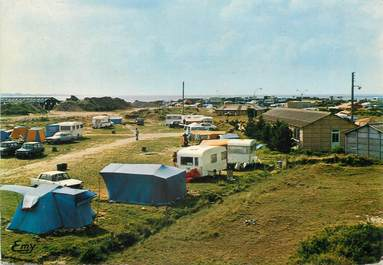 """/ CPSM FRANCE 50 """"Portbail"""" / CAMPING"""