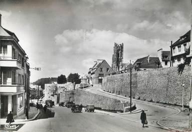 """/ CPSM FRANCE 50 """"Saint Lo, les remparts"""""""