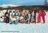 """74 Haute Savoie / CPSM FRANCE 74 """"Saint Gervais les Bains"""" /  SKI"""
