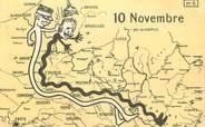 """Militaire CPA GUILLAUME II """"10 novembre"""""""