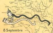 """Militaire CPA GUILLAUME II """"8 septembre"""""""