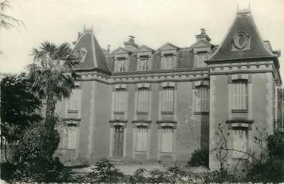 """CPSM FRANCE 50 """"Virandeville, château des Ifs"""""""