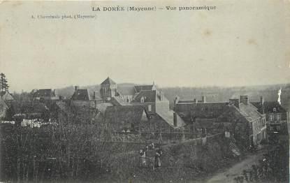 """/ CPA FRANCE 53 """"La Dorée, vue panoramique"""""""
