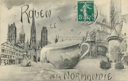 "CPA FRANCE 76 ""Rouen"""