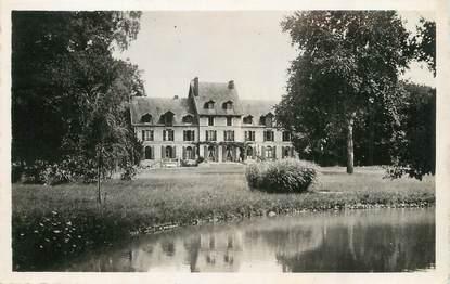 """/ CPSM FRANCE 58 """"Saint Pierre Le Moutier, château de Fontallier"""""""