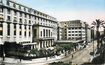 "CPSM ALGERIE ""Alger, Hotel Aletti"""