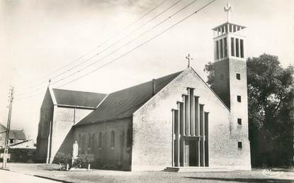"/ CPSM FRANCE 59 ""Fort Mardyck, l'église"""