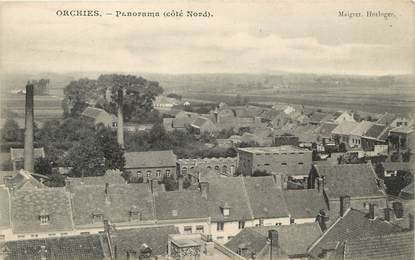 """/ CPA FRANCE 59 """"Orchies, panorama"""""""