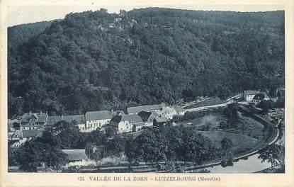 "/ CPA FRANCE 57 ""Lutzelbourg, vallée de la Zorn"""