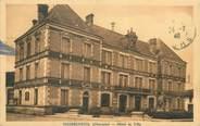 """16 Charente / CPA FRANCE 16 """"Chasseneuil, hôtel de ville"""""""