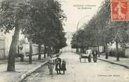 "16 Charente / CPA FRANCE 16 ""Mansle, le boulevard"""