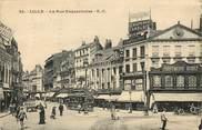 """59 Nord CPA FRANCE 59 """"Lille, la rue Esquermoise"""""""
