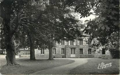 """/ CPSM FRANCE 76 """"Auberville La Manuel, colonie des soeurs de Saint Vincent de Paul"""""""