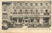 "67 Ba Rhin CPA FRANCE 67 ""Sélestat, Hotel de la Marne"""