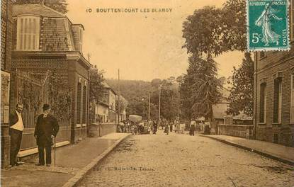"""/ CPA FRANCE 76 """"Bouttencourt Les Blangy'"""