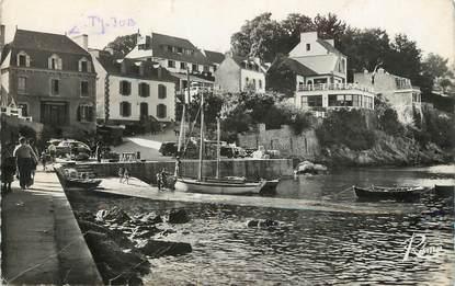"""/ CPSM FRANCE 29 """"Port Manech, l'embarcadère"""""""